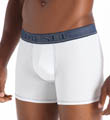 Diesel CG2JFQG Sebastian Boxer Shorts with Long Inseam $29