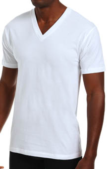 Dockers V-Neck T-Shirts - 3 Pack D2433