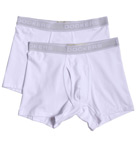 Dockers Cotton Stretch Boxer Brief - 2 Pack D637
