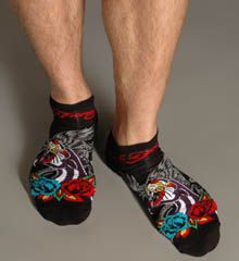 Ed Hardy EH0089 Roaring Panther Sport Socks at Sears.com