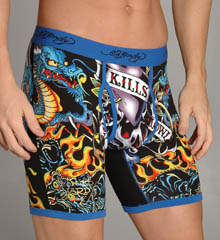Ed Hardy EH5065BB Retro Love Kills Slowly Boxer Brief at Sears.com