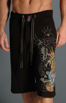 Ed Hardy EH8052JJ New York City Lounge Shorts at Sears.com