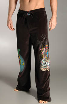 Ed Hardy EH9052VP New York Velour Pants at Sears.com