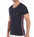 Fashion Microfiber V-Neck Image