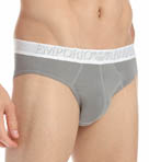 Basic Stretch Cotton Brief Image