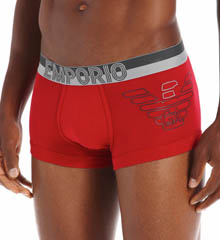Emporio Armani Eagle Stretch Cotton Trunk 1118664A