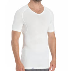 Equmen Core Precision V-Neck T-Shirt 6111