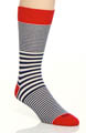 Sailor Stripe Sock Image