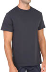 Assorted Color Crew Neck T-Shirts - 4 Pack Image