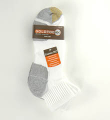 Gold Toe 2025p Cushion TEC Sport Quarter Top Sock 3 Pack at Sears.com