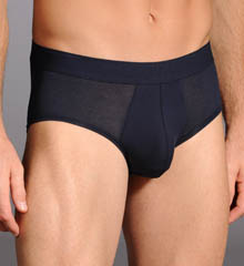 Grigioperla Skin Nero Perla Medium Brief N022166