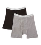 Colored Boxer Briefs - 2 Pack Image
