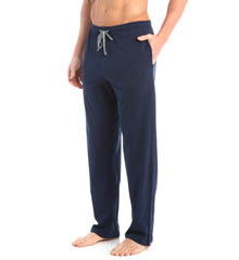 Hanes 4047 Classics 100% Cotton Knit Pant - 2 Pack