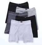 Comfortsoft Cotton Boxer Briefs - 5 Pack Image