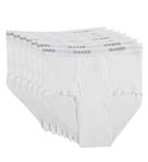 Premium Cotton Full-Cut White Briefs - 7 Pack Image