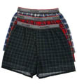Boys Plaid Boxers - 3 Pack Image