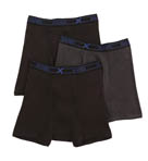 X-Temp Shorter Leg Boxer Brief - 3 Pack Image