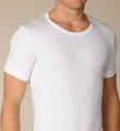 Hanro Authentic Short Sleeve Crew Neck Tee 3052