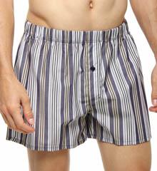 Hanro Fancy Woven Boxer 4013A
