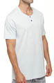 Jayden Short Sleeve Henley T-Shirt Image