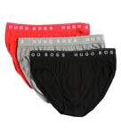 Hugo Boss 100% Cotton Mini Briefs - 3 Pack 0236731