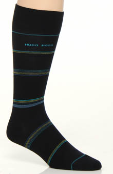 Hugo Boss 0236826 Cotton Modal Stripe Sock