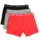 Hugo Boss 100% Cotton Boxer Briefs - 3 Pack 0239869