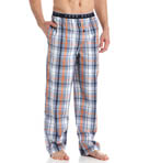 Hugo Boss Cotton Plaid Long Sleep Pant 0260823