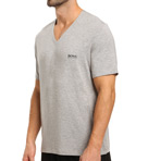 Innovation 2 Shortsleeve Modal V-Neck T-Shirt Image