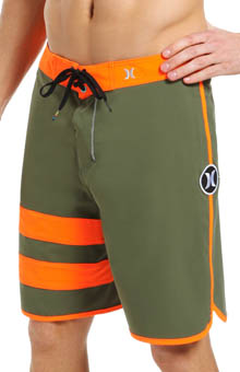 Hurley Phantom Block Party Solid Boardshort MB03BLP