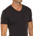 Short Sleeve V-Neck T-Shirt Image