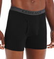 Icebreaker Anatomica Relax Merino Boxer Brief with Fly 100473