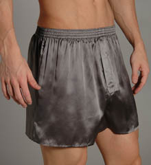 Intimo 10000 Solid Silk Boxer at Sears.com
