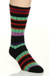 JM Dickens Multi Stripe Sock 10023
