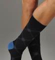 JM Dickens Modern Argyle Sock 301235