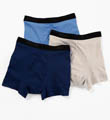 Stay Cool Classic Fit Boxer Briefs - 3 Pack Image