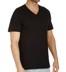 Jockey Classic Fit V-Neck T-Shirts - 3 Pack 9954
