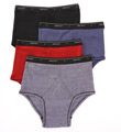 Full Rise Briefs - 4 Pack Image