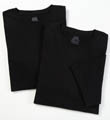 Tall Man Crewneck T-Shirts - 2 Pack Image