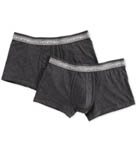 Super Fine Cotton Trunks - 2 Pack Image