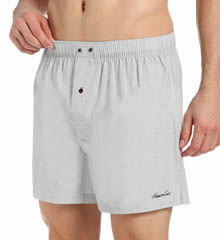 Kenneth Cole Pin Stripe Woven Boxer RNM3215