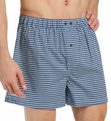 Kenneth Cole Modern Triangle Woven Boxer RNM3223