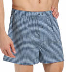 Modern Triangle Woven Boxer Image