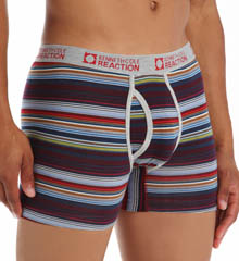 Kenneth Cole Reaction Hells Kitchen Chili Stripe Boxer Brief REM3118