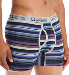 Kenneth Cole Reaction Chelsea Lunar Stripe Boxer Brief REM3127
