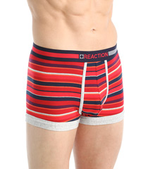 Kenneth Cole Reaction REM5431 Multi Stripe Cotton Stretch Trunk