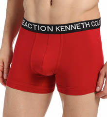 Kenneth Cole Reaction REAL COOL Stretch Cotton Trunks - 2 Pack REM8302