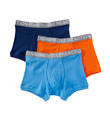 Kenneth Cole Reaction Essentials 100% Cotton Trunk - 3 Pack REM8305