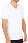 Base V-Neck T-Shirts - 3 Pack Image