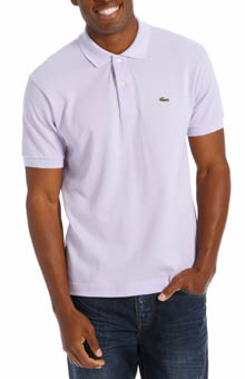 Lacoste Short Sleeve Classic Pique Polo Shirt L1212-51